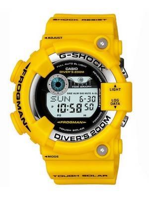 An Overview of Casio G-Shock Frogman Divers GF-8250-9DR GF-8250-9D Men's Watch