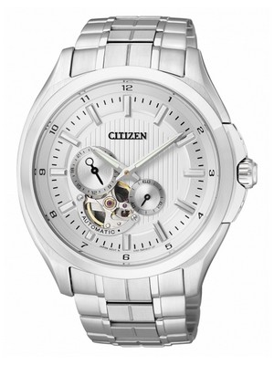 An Overview of Citizen Automatic NP1000-55A NP1000 Sapphire Men's Watch