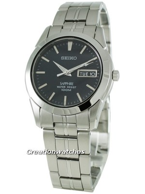 A Review Of Seiko Sapphire SGG717P1 SGG717 SGG717P Men's Watch
