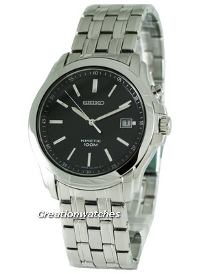 Seiko Kinetic SKA489P1 SKA489 SKA489P Men's Watch