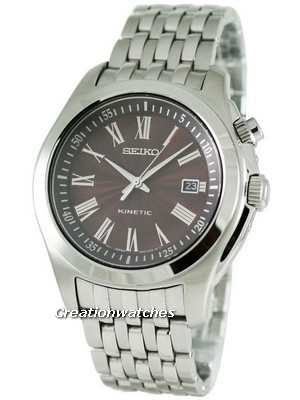 Seiko Kinetic SKA491P1 SKA491 SKA491P Men's Watch