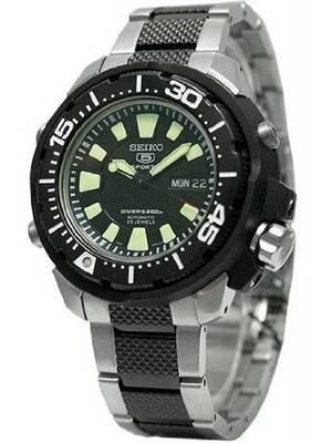 An Overview of Seiko Men's Automatic Sports Dive Watch SKZ253K1 SKZ253K SKZ253