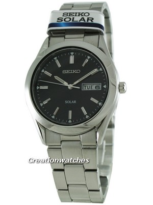 An Overview of Seiko Solar Quartz SNE039P1 SNE039 SNE039P Men's Watch