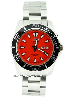 Orient Mako Automatic Diver CEM75001M Men's Watch