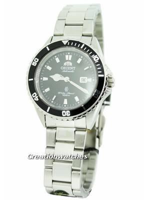 Orient Automatic Sport CNR1G001B Women's Watch