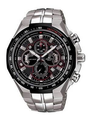 Casio Edifice Chronograph Sports EF-554D-1AVDF EF554D Men's Watch