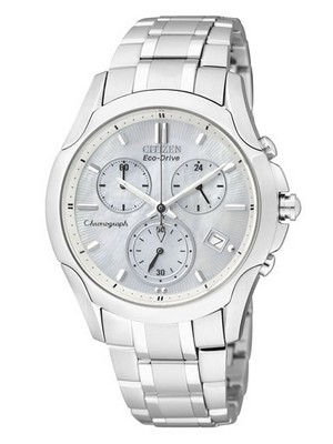 Citizen Eco-Drive Chronograph FB1110-51D FB1110-51 Ladies Watch