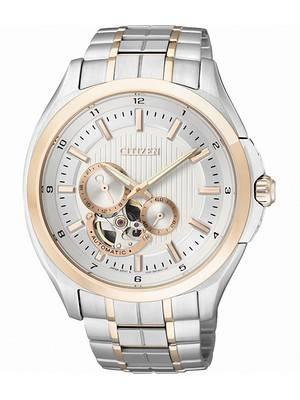 Citizen Automatic NP1004-54A NP1004 Sapphire Mechanical Men's Watch