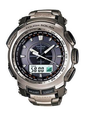 Casio Protrek Triple Sensor PRG-510T-7V PRG510T-7 Men's Watch