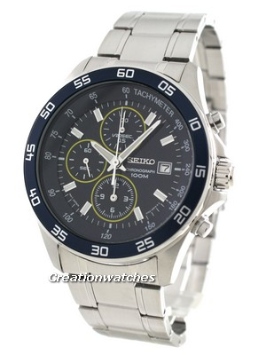 The Metatechnical Cabinet - Seiko Sports 100 Chronograph