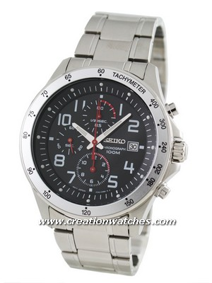 Bookmark and Share Seiko Chronograph SNDA81P1 SNDA81P SNDA81 Men's Watch