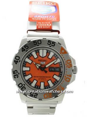 Seiko 5 Sports Automatic Diver SNZF49J1 SNZF49J SNZF49 Men's Japan Made Watch