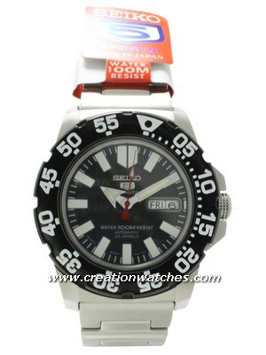 Seiko 5 Sports Automatic Diver SNZF51J1 SNZF51J SNZF51 Men's Japan Made Watch