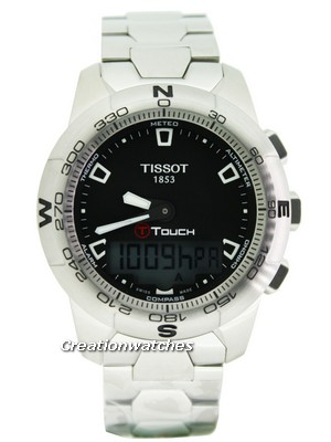 Tissot T-Touch II T047.420.11.051.00 Men's Watch