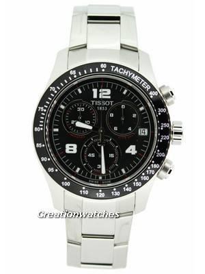 Tissot T039.417.11.057.00 V8 T-Sports Chronograph Quartz Men's Watch