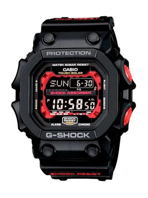 Casio G-Shock Alarm Tough Solar GX-56-1ADR GX-56-1AD GX-56-1A Men's Watch