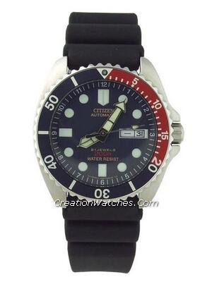 Citizen Promaster Diver 21 Jewels Automatic 200m NY2300-09BB NY2300