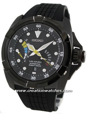 Seiko Velatura Kinetic Direct Drive SRH013P1 SRH013P SRH013 Men's Watch