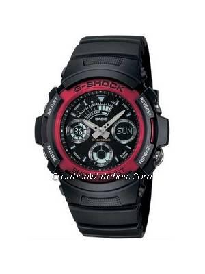 Casio G-shock Shock resistant World Time Watch AW-591-4A AW-591-4ADR AW591-4A