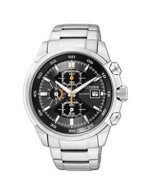 Citizen Eco-Drive Chronograph CA0130-58E Mens Watch