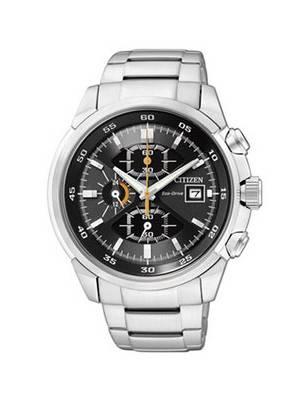 Citizen Eco-Drive Chronograph CA0130-58E Mens Watch