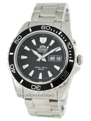 Orient Mako Automatic 200m Diver CEM75001B Men's Watch