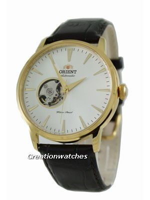 Orient Automatic Semi Skeleton FDB08003W Mens Watch