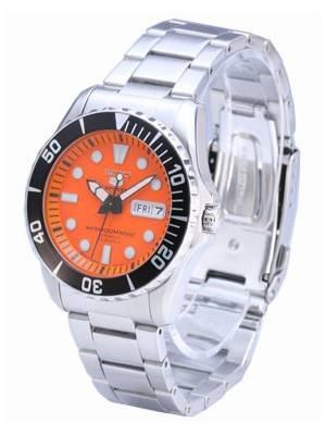 Seiko 5 Sports Automatic Divers SNZF19J1 SNZF19J Mens Watch