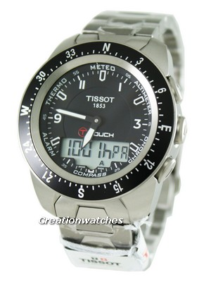 Tissot T-Touch Expert Pilot Analog-Digital T013.420.44.057.00 Mens Watch