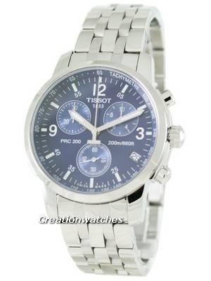 Tissot T-Sport Chronograph T17.1.586.42 Mens Watch