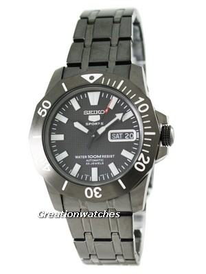 Seiko 5 Sports Automatic SNZF85K1 SNZF85 SNZF85K Mens Watch