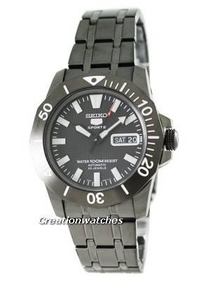 Seiko 5 Sports Automatic SNZF85K1 SNZF85 SNZF85K Mens Watch