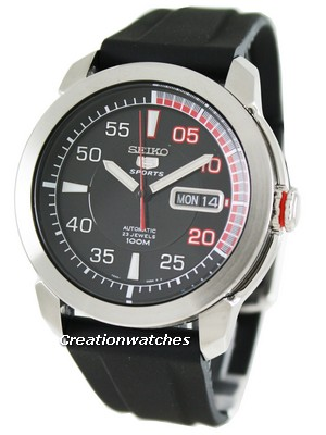 Seiko 5 Automatic SNZH69K1 SNZH69 SNZH69K Mens Watch