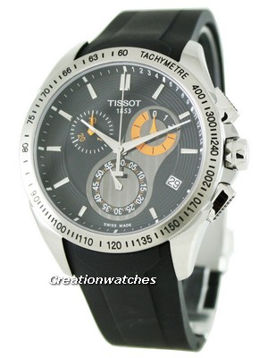 Tissot Veloci-T Chronograph T024.417.17.051.00 Mens Watch
