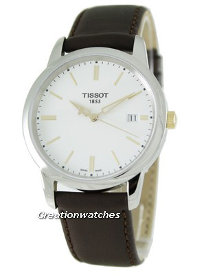 Tissot T-Classic Dream Quartz T033.410.26.011.00 Mens Watch