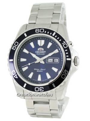 Orient Mako Automatic Power Reserve FEM75002D Men's Watch