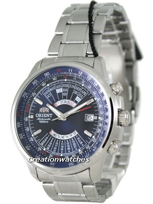 Orient Automatic Calendar FEU07008DX Mens Watch