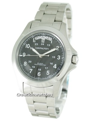 Hamilton Khaki King Automatic H64455133 Men's Watch