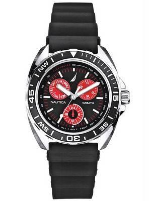 Nautica Multifunction Chronograph N07577 Men's Watch