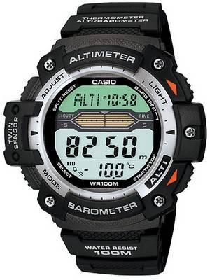 Casio Protrek Sports Twin Sensor SGW-300H-1AVDR SGW-300H-1A Mens Watch