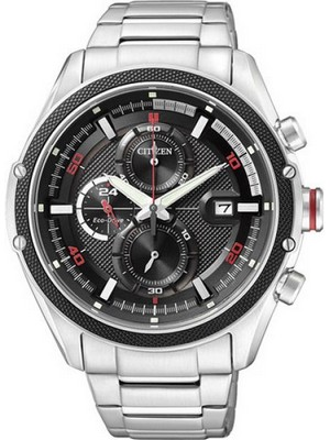 Citizen Eco-Drive Chronograph CA0120-51E Men's Watch