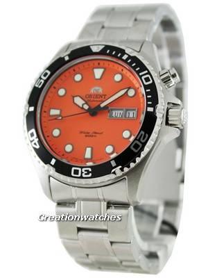 Orient Diver Automatic FEM6500AM9 Mens Watch