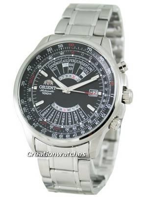 Orient Automatic Calendar FEU07005BX Mens Watch