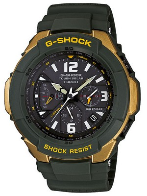 Casio G-Shock G-1200G-1A G-1200G G-1200G-1 Gravity Defier Mens Watch
