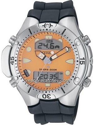 Citizen Promaster Aqualand Scuba Diver Watch JP1060-01Y
