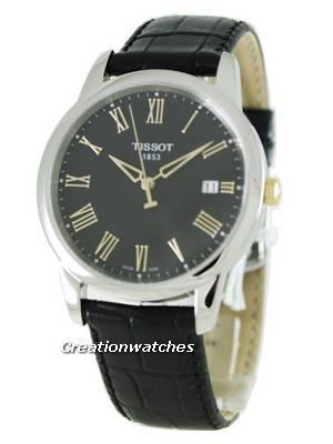 Tissot Quartz Classic Dream T033.410.26.053.00 Men's Watch