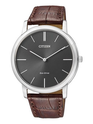 Citizen Eco-Drive Stilleto Super Thin AR1110-11H Mens Watch