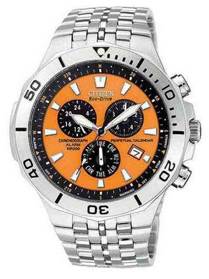 Citizen Eco Drive Perpetual Calendar BL5280-61X Mens Watch