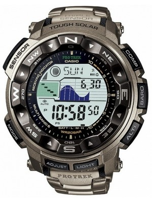 Casio ProTrek Radio Controlled Solar PRW-2500T-7ER Mens Watch