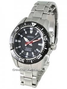 Seiko Sportura Kinetic Divers SKA511P1 SKA511P Mens Watch